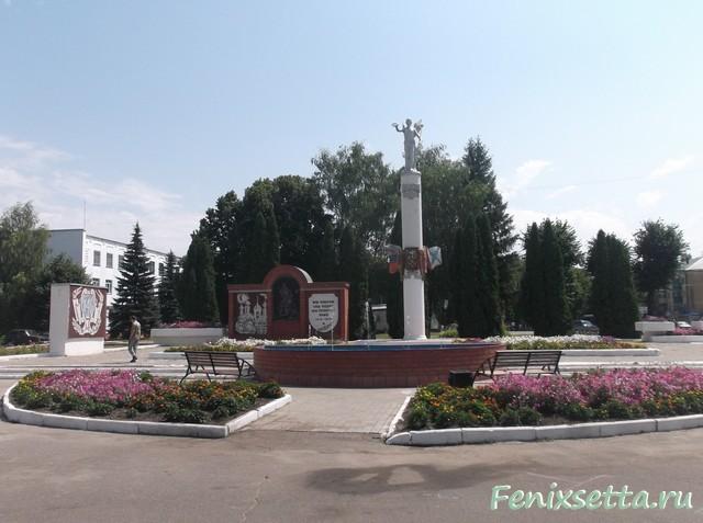 Россия - Мценскому краю